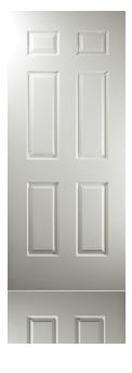 Puertas metálicas clásicas